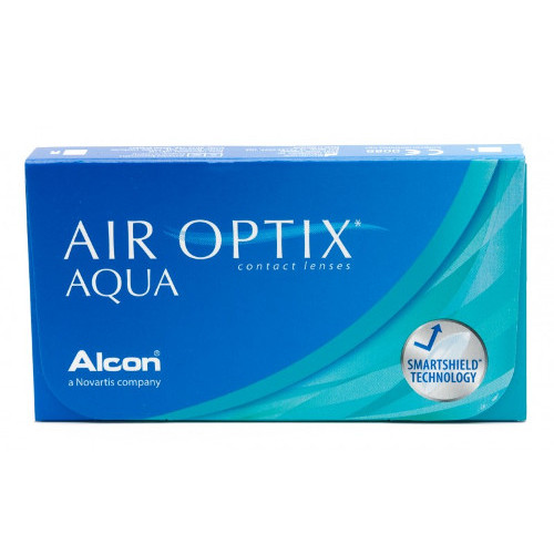 kontaktlencse air optix aqua 6 db