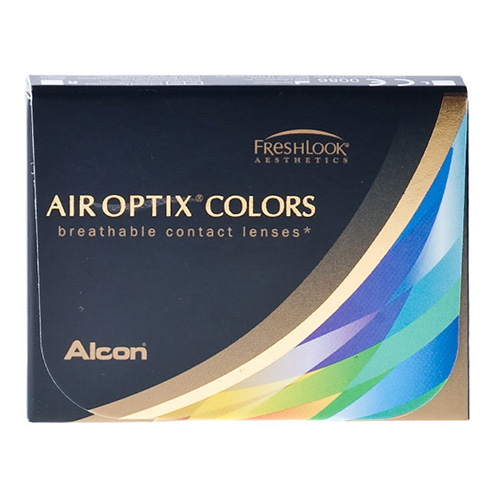 kontaktlencse air optix colors 2 db