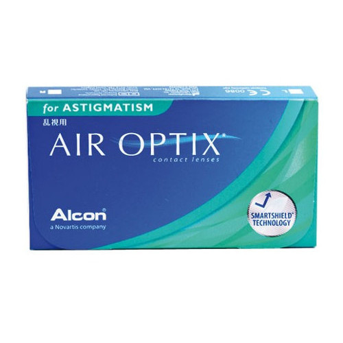 kontaktlencse air optix for astigmatism 6 db