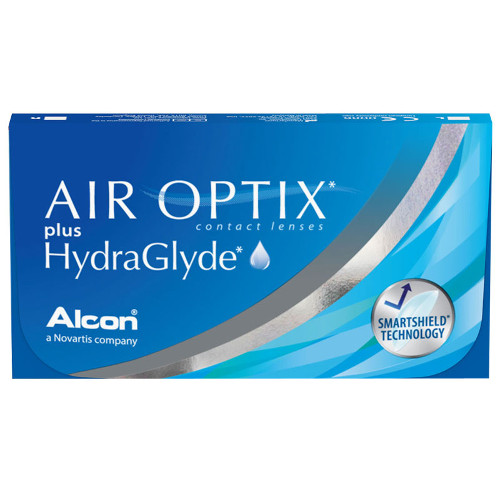 kontaktlencse air optix hydraglyde 6 db